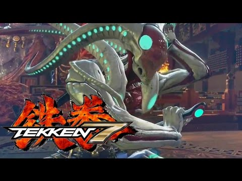 Yoshimitsu Trailer Tekken 7 Youtube
