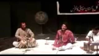 Raga Malkuns By Mohsin Abbas Winner at all pakistan Music conference 2014