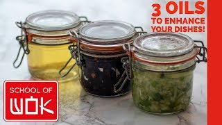 Classic Chinese Chilli, Garlic and Ginger & Spring Onion Oil | Wok Wednesdays