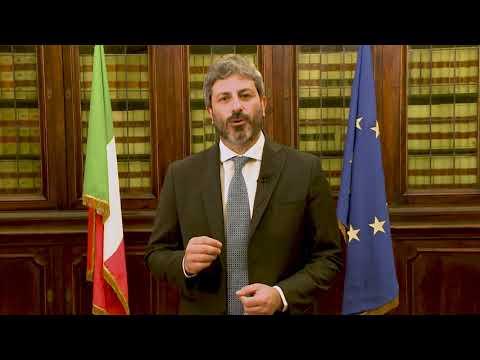 Videomessaggio del Presidente Roberto Fico alla Fondazione Nilde Iotti