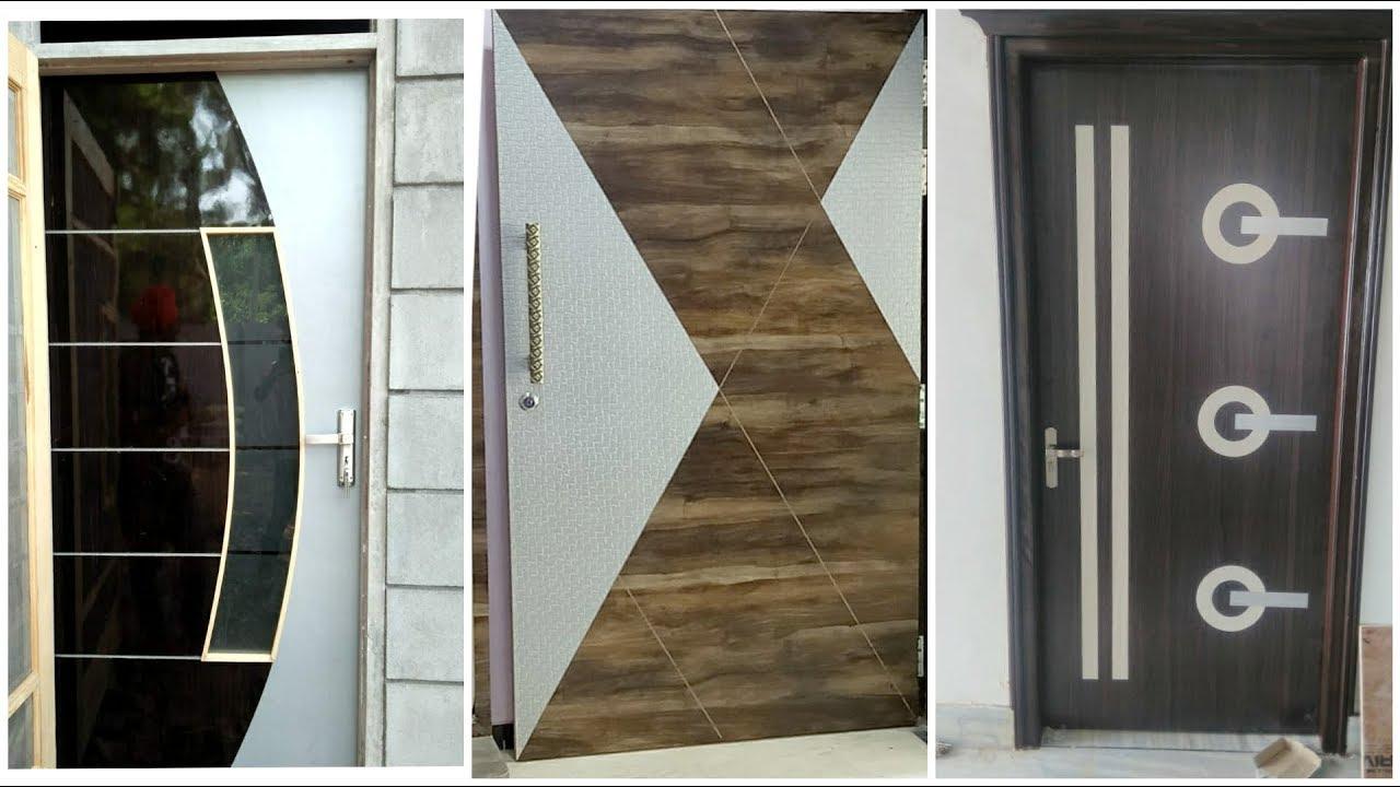 New sunmica door design ## by woodworkingidea - YouTube