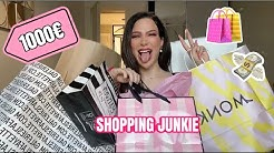1000€ DE SHOPPING ÇA DONNE QUOI ? Victoria's Secret, Sephora, Adidas etc | Océane