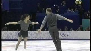 Sale & Pelletier (CAN) - 2002 Salt Lake City, Figure Skating, Pairs' Free Skate