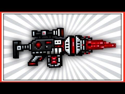 Pixel Gun 3D - Anti-Champion Rifle [Review]