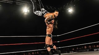 Drew Galloway vs Ricochet - English World Cup Bonus Match