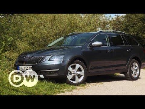 True family car: Skoda Octavia Scout | DW English