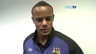 City v Al Hilal: Kompany Post Match 2017 Video