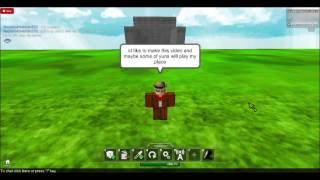 dispensablebrian230's ROBLOX video