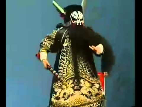 Traditional Chinese Opera (Qinqiang) Shanxi xianyang ()秦腔《黑虎坐台》全本rm 标清