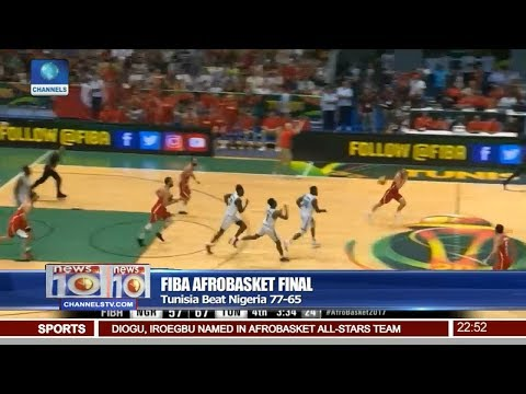 Tunisia Beat Nigeria 77-65 In FIBA Afrobasket Final Pt 4 | News@10 |