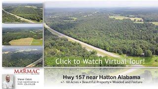 Hwy 157 Hatton Alabama