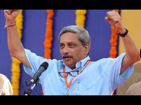 Goa CM Manohar Parrikar wins Panaji by-poll with a margin of 4,803 votes