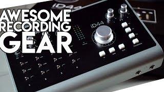 Скачать Unboxing Audient Recording Interfaces