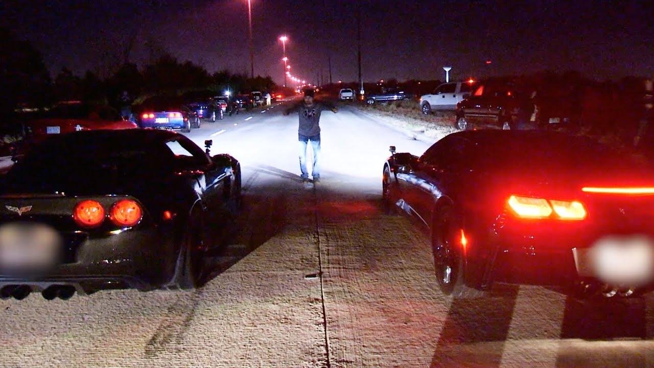 street race videos