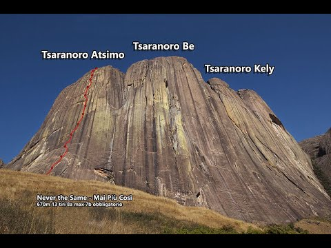 Never the Same - Tsaranoro Atsimo - Madagascar 1998