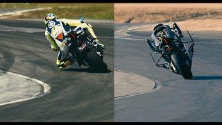 Yamaha MOTOBOT 2 vs. Valentino Rossi thumbnail