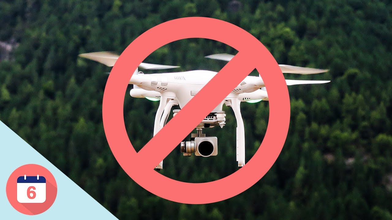 Why You Shouldn't Buy A Drone (U.S.)