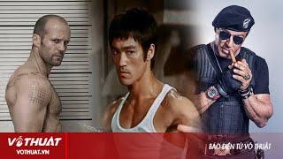 Top 10 ngôi sao võ thuật mạnh nhất thế giới
