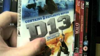 Blu-ray collection overview - October 7th 2011