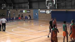 Sydney Comets v Sutherland Sharks - Under 18 Div 1 - Round 1 - 2014 ( 2 of 2 )