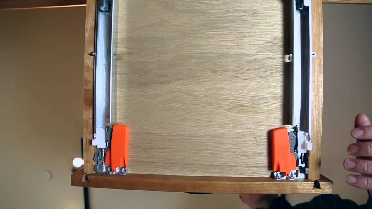 How To Remove Dresser Drawers YouTube
