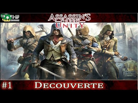 Assassin'S Creed: Unity - 1. Souvenirs De Versailles | Let's Play {Xbox One / PS4} Gameplay FR