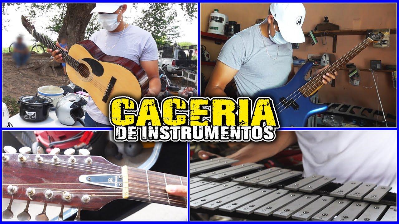 Cacería de instrumentos | Episodio 1 Guasave Sinaloa