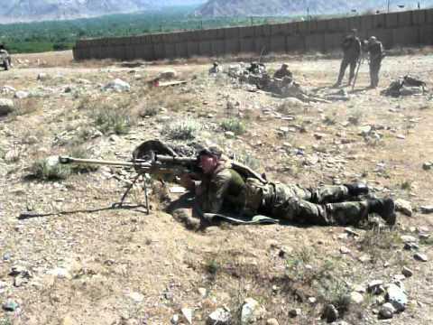 Célèbre tir PGM a plus de 1500m Afghanistan - YouTube FI96