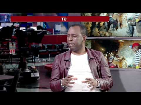 ANN7 Exclusive Interview With Minister Mosebenzi Zwane On Mining Charter