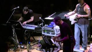 Everette Harp live