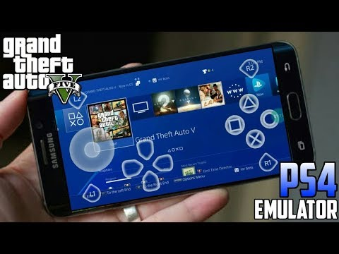 Download PS4 EMULATOR For Android For Free||PLay GTA V In Android For Free||Must Watch 2019