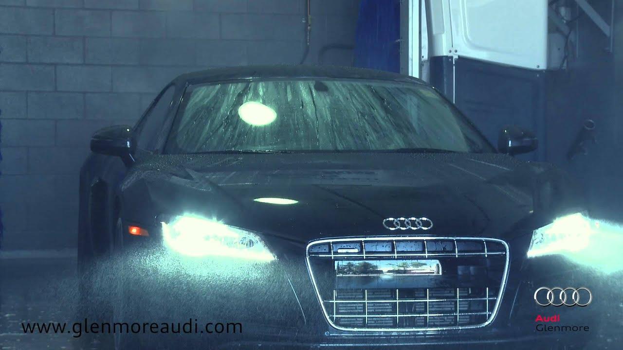 Glenmore Audi Pro Touch Car Wash YouTube - Audi car wash