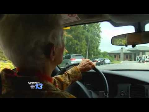HEALTH ALERT: Older Driver Assessment