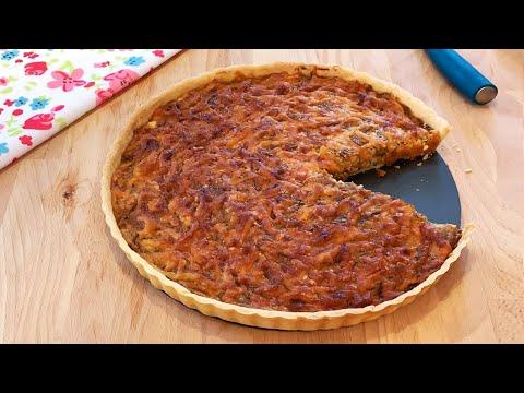 tarte-aux-oignons-caramélisés-et-fromage-(un-pur-délice!)