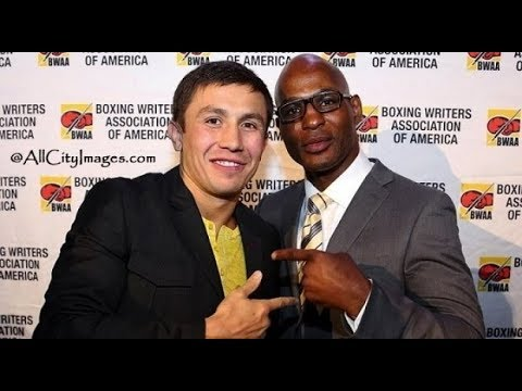 GENNADY GOLOVKIN GETTING CREDIT FOR WORK HE HAS NOT DONE