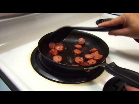 How To Cook Smoked Sausage And White Rice For A Quick Meal
