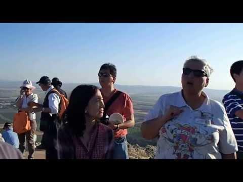Mount Precipice in Nazareth Israel