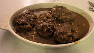 Salisbury Steak, You Can Make It