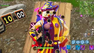Fortnite: Clown Carnival game not working (READ DESCRIPTION)