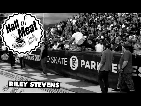 Hall of Meat: Riley Stevens