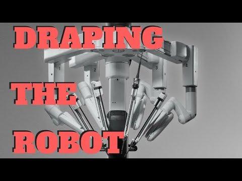 Davnici Xi Surgical Robot Arms & Draping