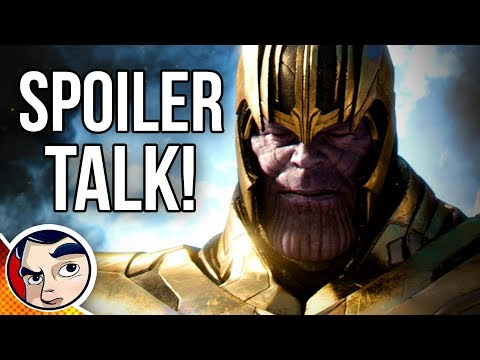 Avengers 4: What If The People Who Die Stay Dead?!