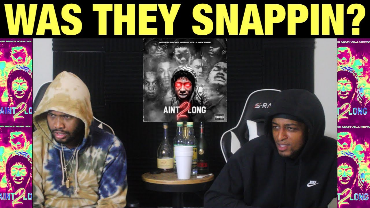 Download NBA YOUNGBOY - NEVER BROKE AGAIN VOL. 1(AIN'T TOO LONG 2) | ALBUM REACTION/REVIEW