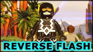 LEGO Marvel Superheroes 2 Creating Reverse Flash & Homer Simpson! Customs!