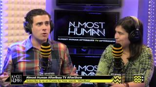 "Almost Human After Show Season 1 Episode 6 ""Arrhythmia"" 