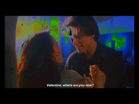 XXXTENTACION- Valentine (Lyric Music Video)