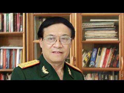 Đại tá Lê Thế Mẫu: