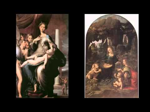 03   Mannerism   01   Parmigianino, Madonna of the Long Neck