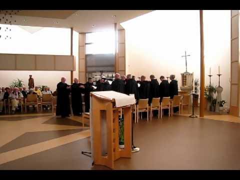 Gregoriaanse Mariavespers Zeist 2 2010