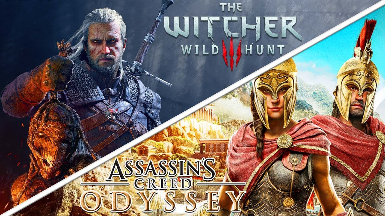 The Witcher 3 Vs Assassin S Creed Odyssey Which Is The Best Open
